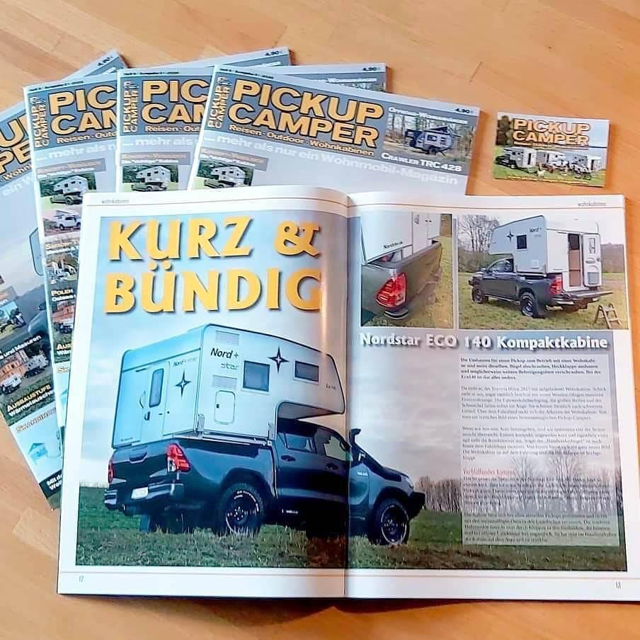 Pickup Camper Magazin Partner