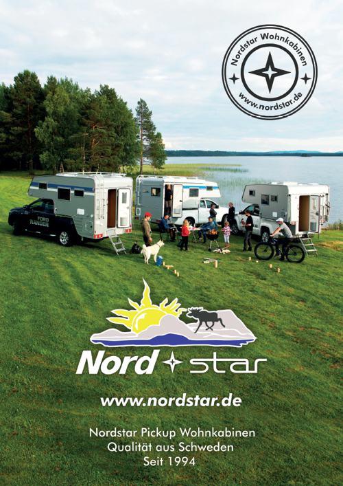 Anzeige Nordstar Wohnkabinen