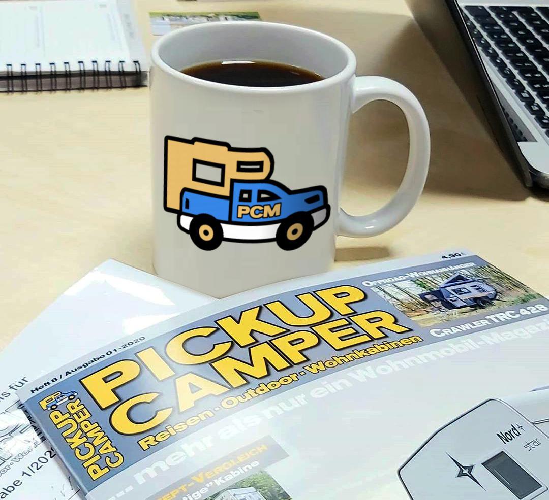 Werbung im Pickup Camper Magazin
