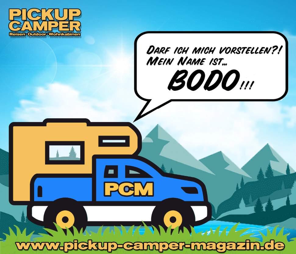Pickup Camper Magazin Bodo