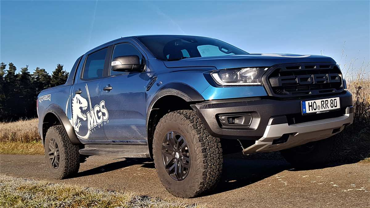 Pickup Camper Magazin Ford Raptor